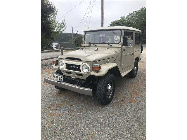 Picture of '78 Land Cruiser FJ - NQYS
