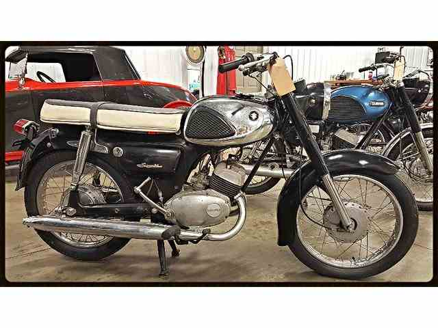 Picture of '65 Motorcycle - NQYY