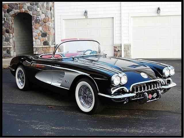 Picture of '60 Corvette - NR04