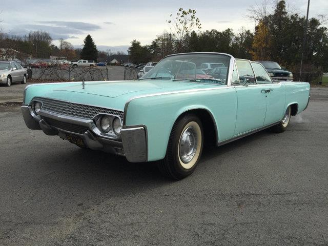Picture of '61 Continental - NR05
