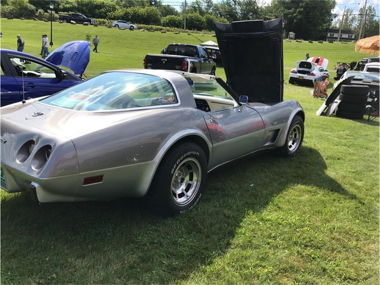 Large Picture of '78 Chevrolet Corvette Auction Vehicle Offered by Saratoga Auto Auction - NR07