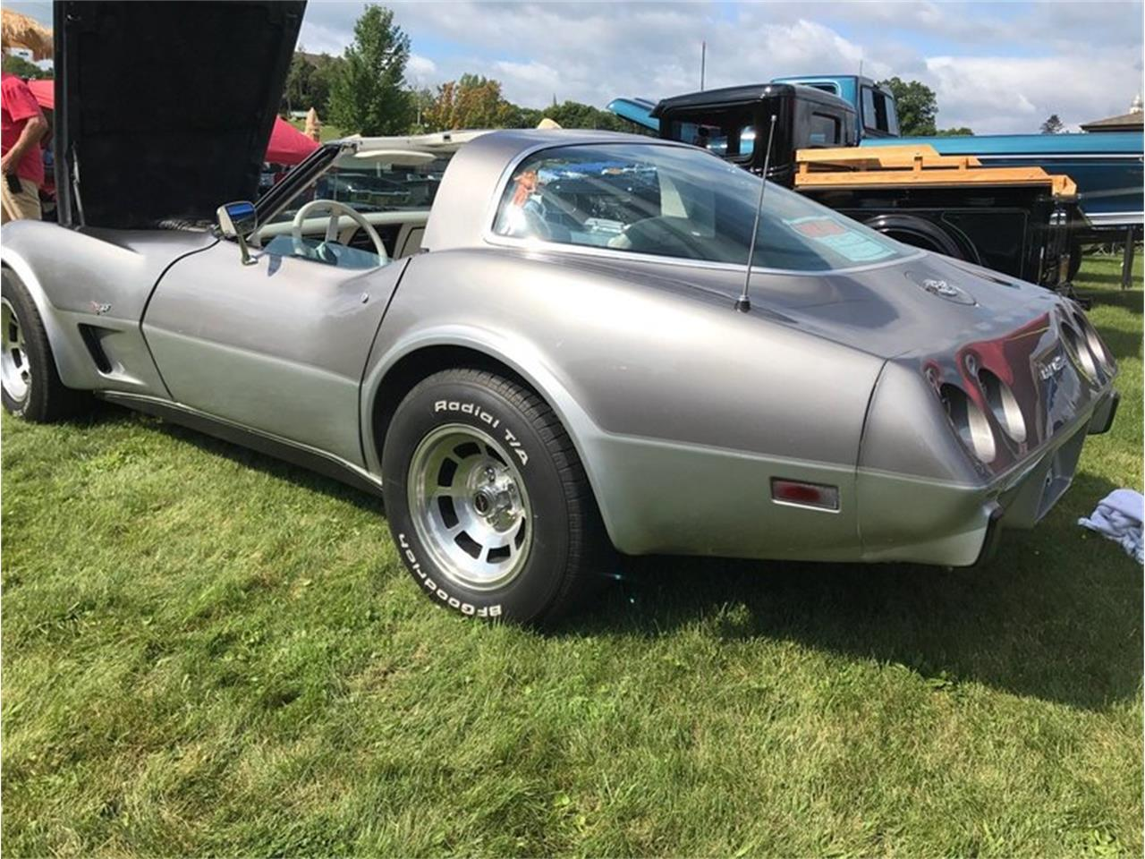 Large Picture of 1978 Corvette located in New York Auction Vehicle - NR07