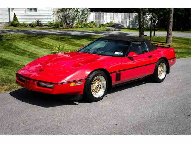 Picture of '86 Corvette - NR08