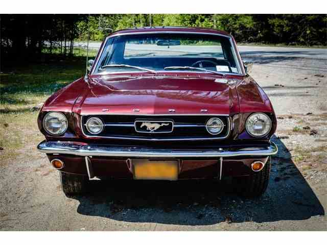 Picture of '66 Mustang - NR0K