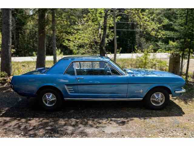 Picture of '66 Mustang - NR0O