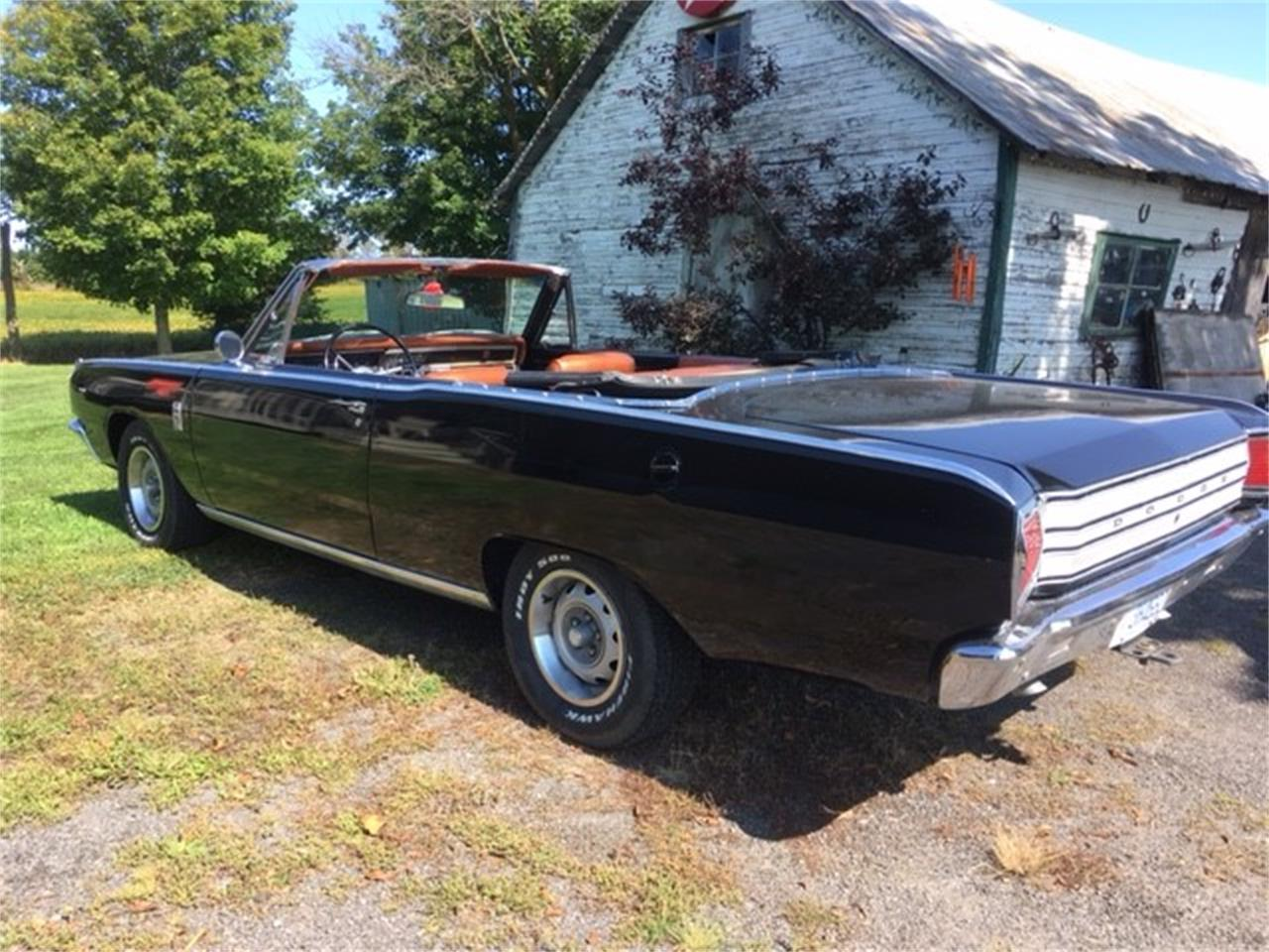 Large Picture of '67 Dart GT - NR0Y