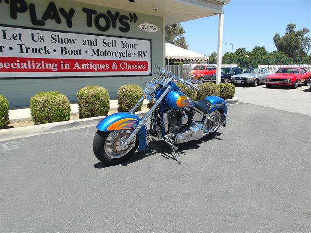 Picture of '00 Red Horse Softail - NR11