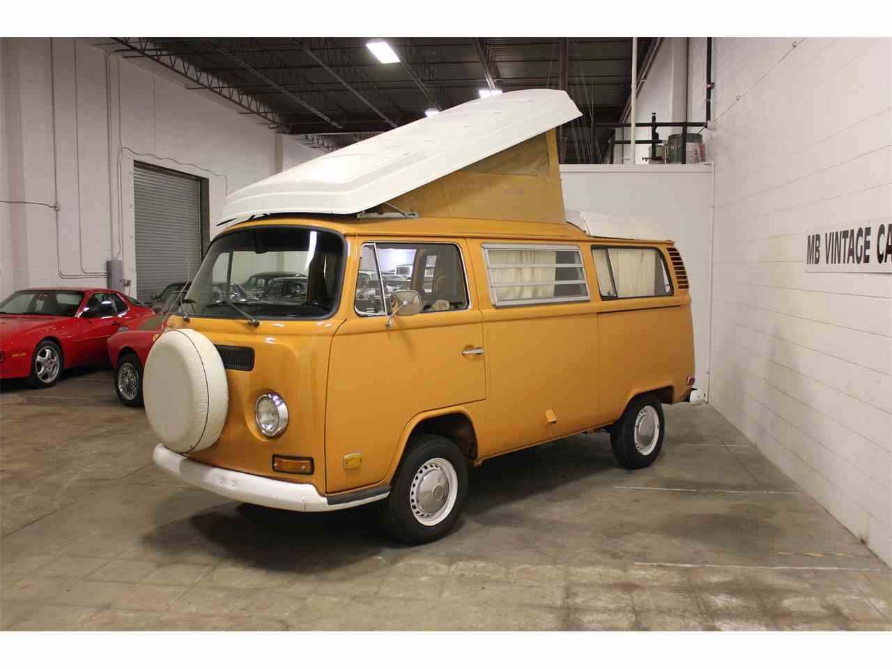 Large Picture of '72 Westfalia Camper - NR1D