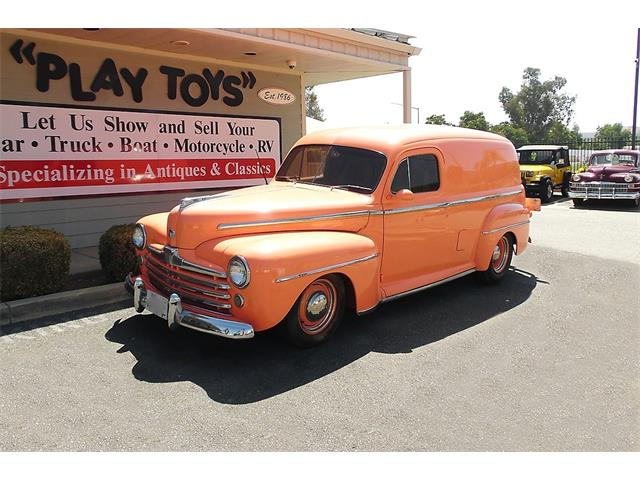 Picture of '47 Panel Van located in Redlands California - NR1G