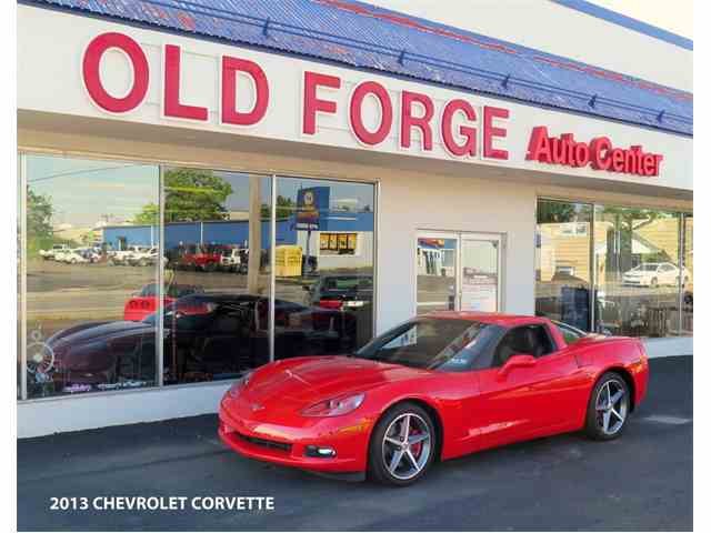 Picture of '13 Chevrolet Corvette located in Lansdale Pennsylvania - $34,900.00 - NLE7