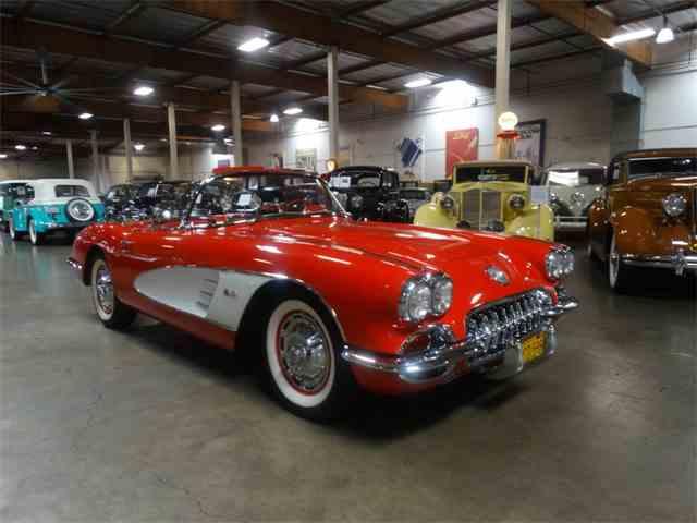 Picture of '59 Corvette - NR28