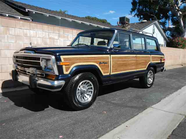 Picture of '90 Grand Wagoneer - NR2E
