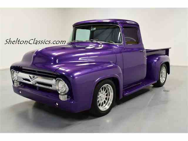 Picture of '56 F100 - NR2V
