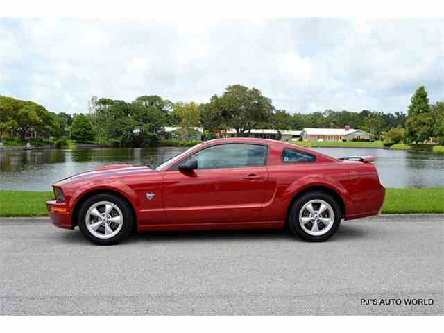 Picture of '09 Mustang - NKTU