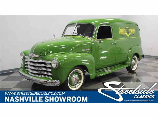 Picture of Classic '50 Chevrolet Suburban - $39,995.00 Offered by  - NLEC