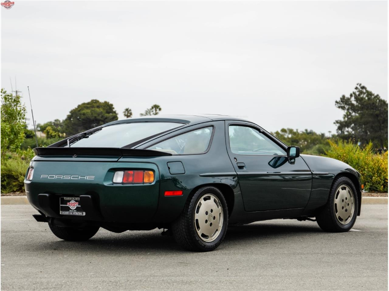 Large Picture of 1984 Porsche 928S located in California Offered by Chequered Flag International - NR3G