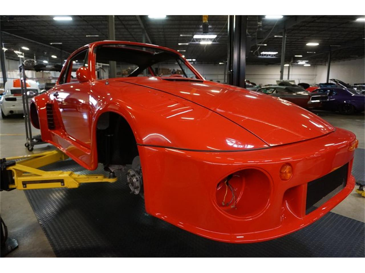 Large Picture of 1984 Porsche 935 Auction Vehicle Offered by R&H Motor Car Group - NR3L