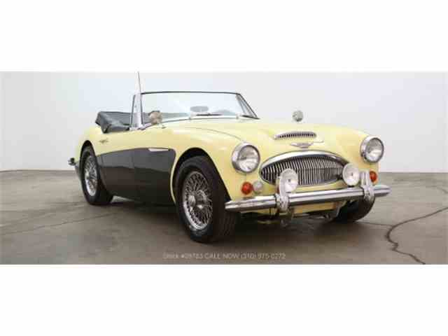 Picture of 1967 Austin-Healey 3000 located in Beverly Hills California - NLED