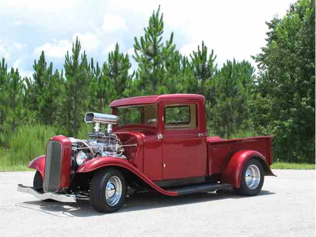 Picture of '34 Pickup - NR3S