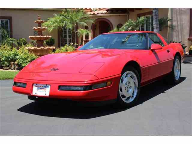 Picture of '94 Corvette - NR4F