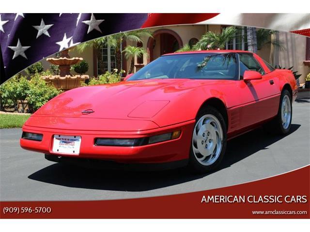 Picture of '94 Corvette - NR4F
