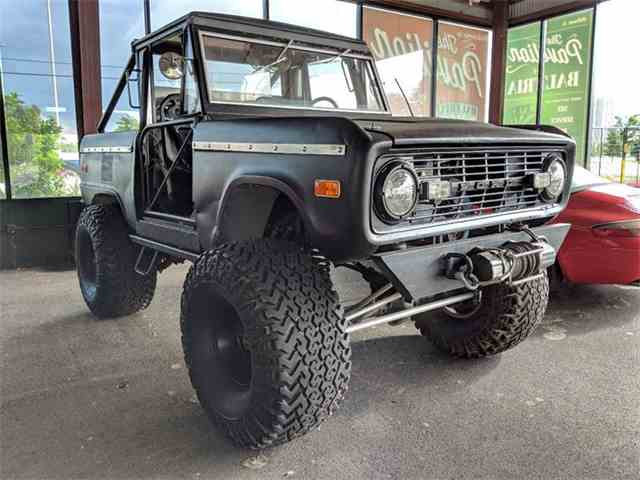 Picture of '71 Bronco - NR4G