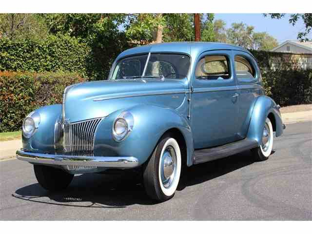 Picture of '40 Tudor - NR4L