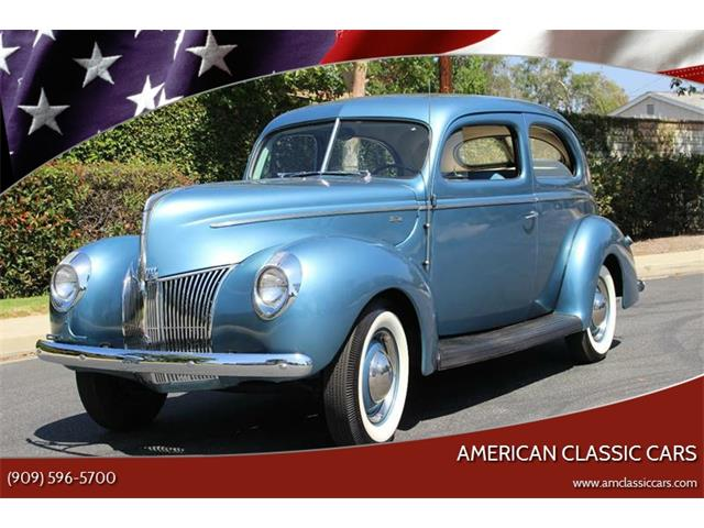 Picture of 1940 Ford Tudor - $28,900.00 Offered by  - NR4L