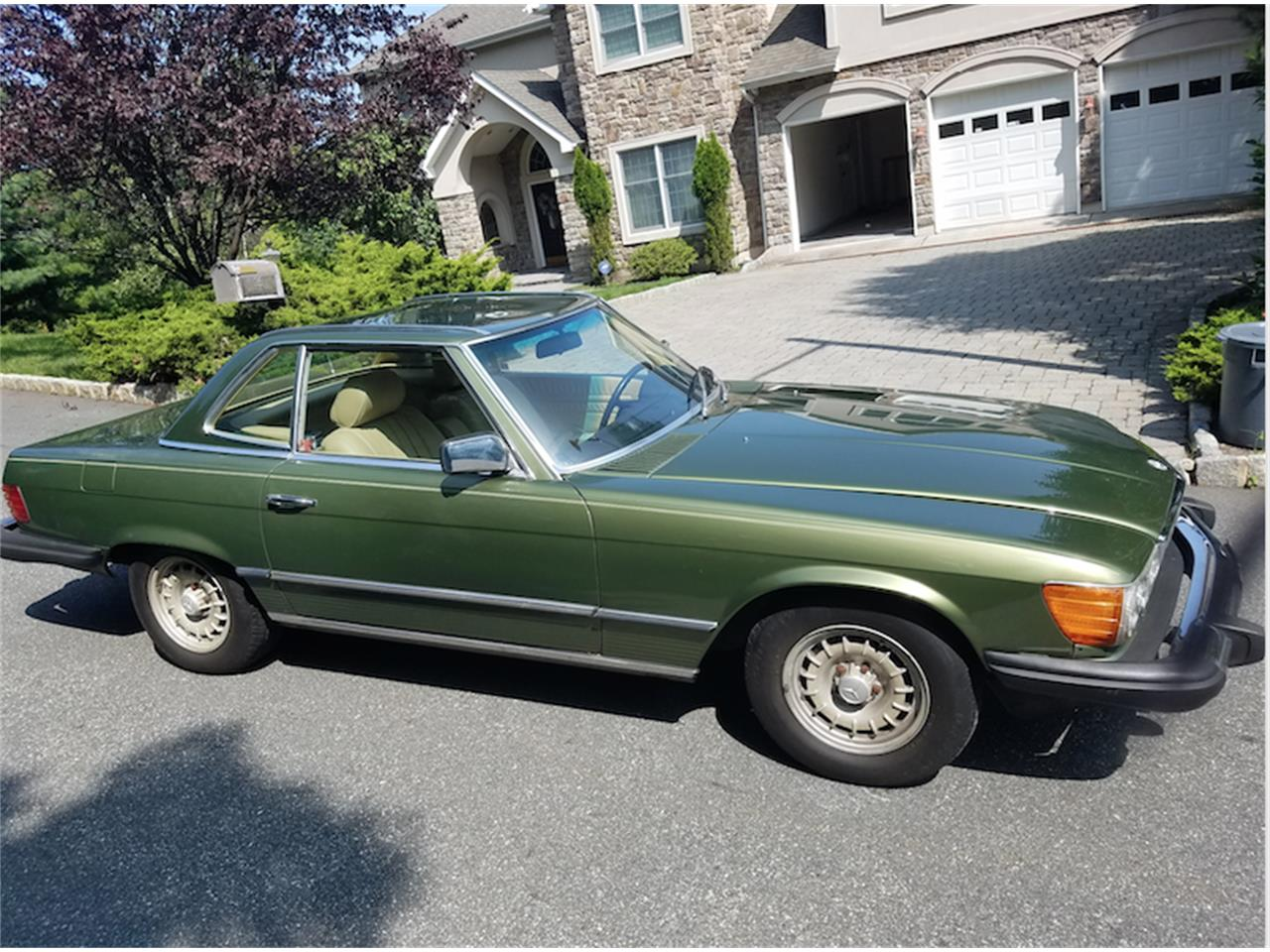 Large Picture of '83 380SL - NR5L