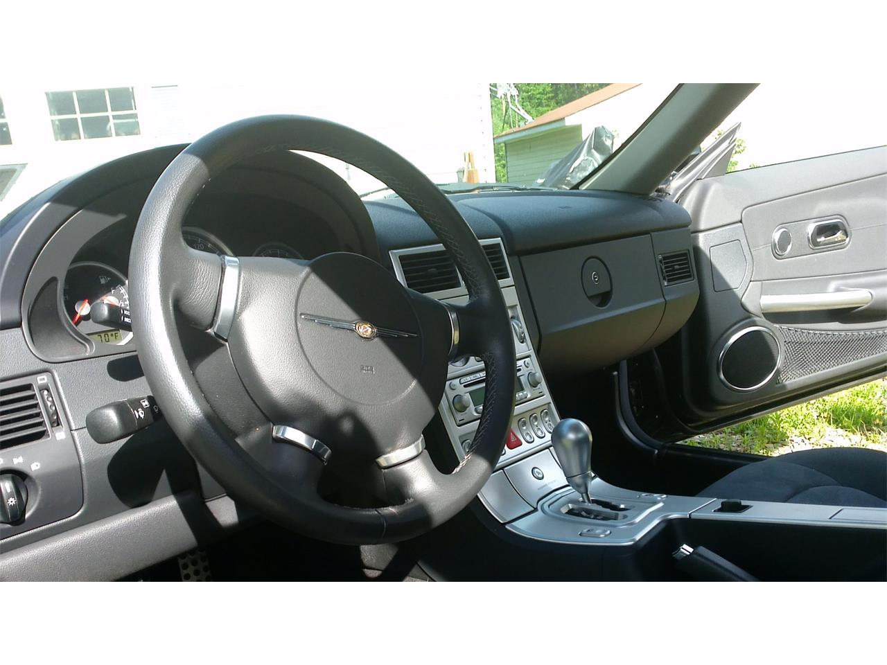 Large Picture of 2005 Chrysler Crossfire located in New York - NR5M