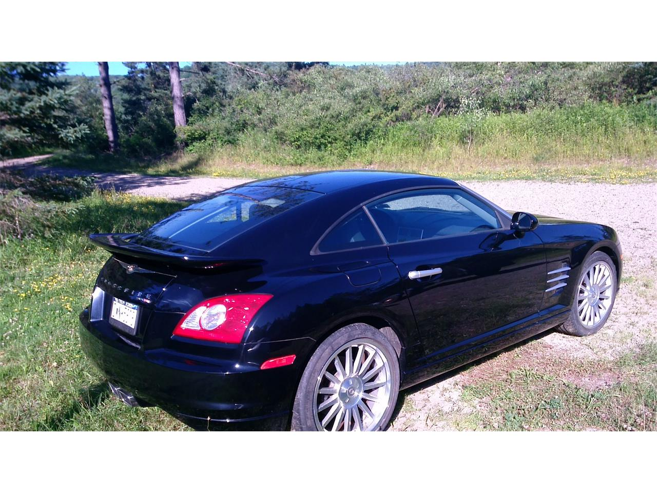 Large Picture of '05 Chrysler Crossfire located in Portville New York - NR5M