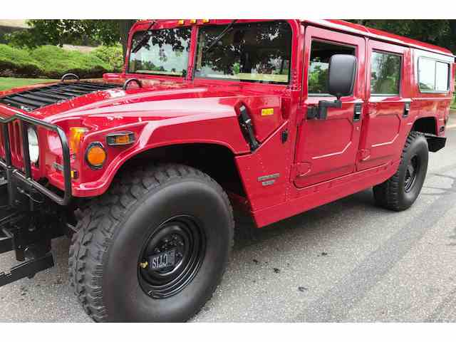 Picture of '98 Hummer H1 - NLEL