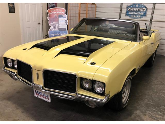 Picture of '71 Oldsmobile Cutlass - NR5W