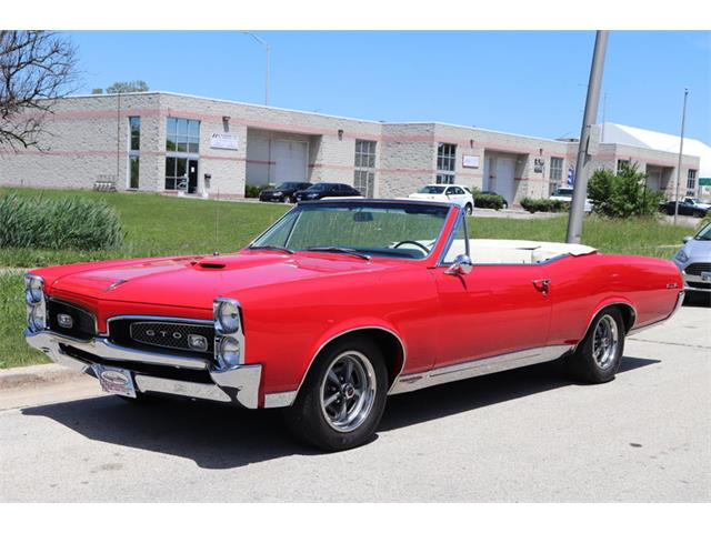 Picture of Classic '67 Pontiac GTO located in Alsip Illinois Offered by  - NLEM