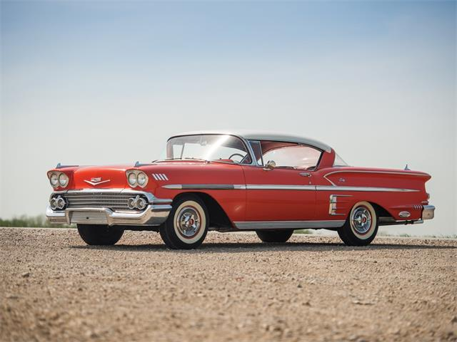 Picture of '58 Bel Air Impala Sport Coupe - NR69