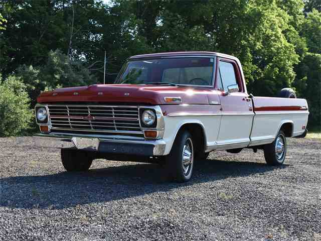 Picture of '69 F100 - NR6I