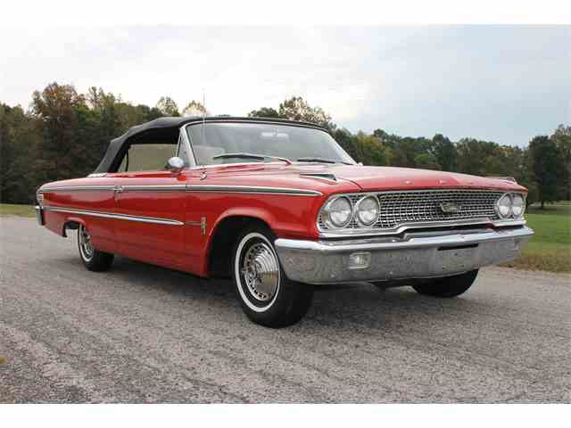 Picture of '63 Galaxie 500 - NR6Q