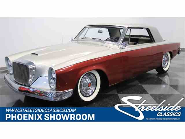 Picture of 1962 Studebaker Gran Turismo Hawk located in Arizona - $24,995.00 Offered by  - NLEP