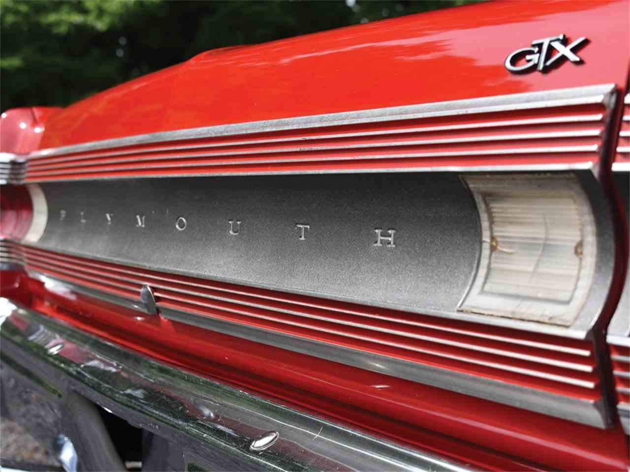Large Picture of '67 GTX - NR74