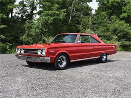 Picture of '67 Plymouth GTX located in Indiana Auction Vehicle Offered by RM Sotheby's - NR74