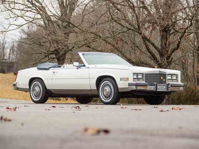 Picture of '85 Eldorado Biarritz 'Commemorative' - NR7G