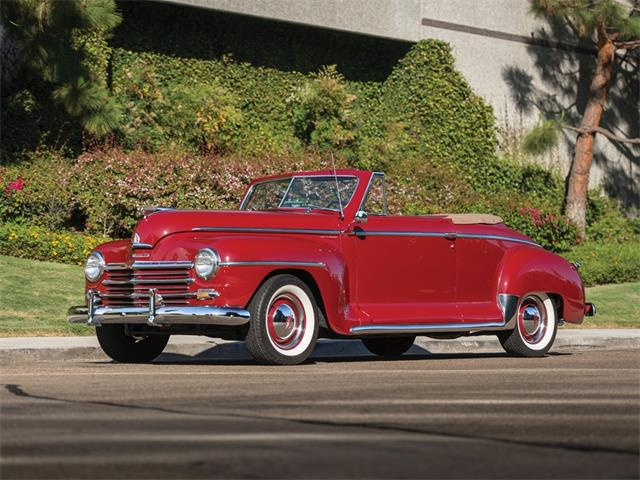 Picture of '48 Special Deluxe Convertible - NR7H