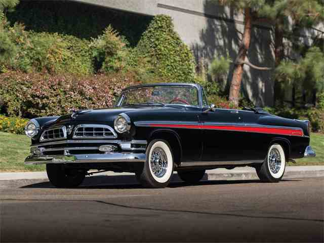 Picture of '55 New Yorker Deluxe Convertible - NR7K