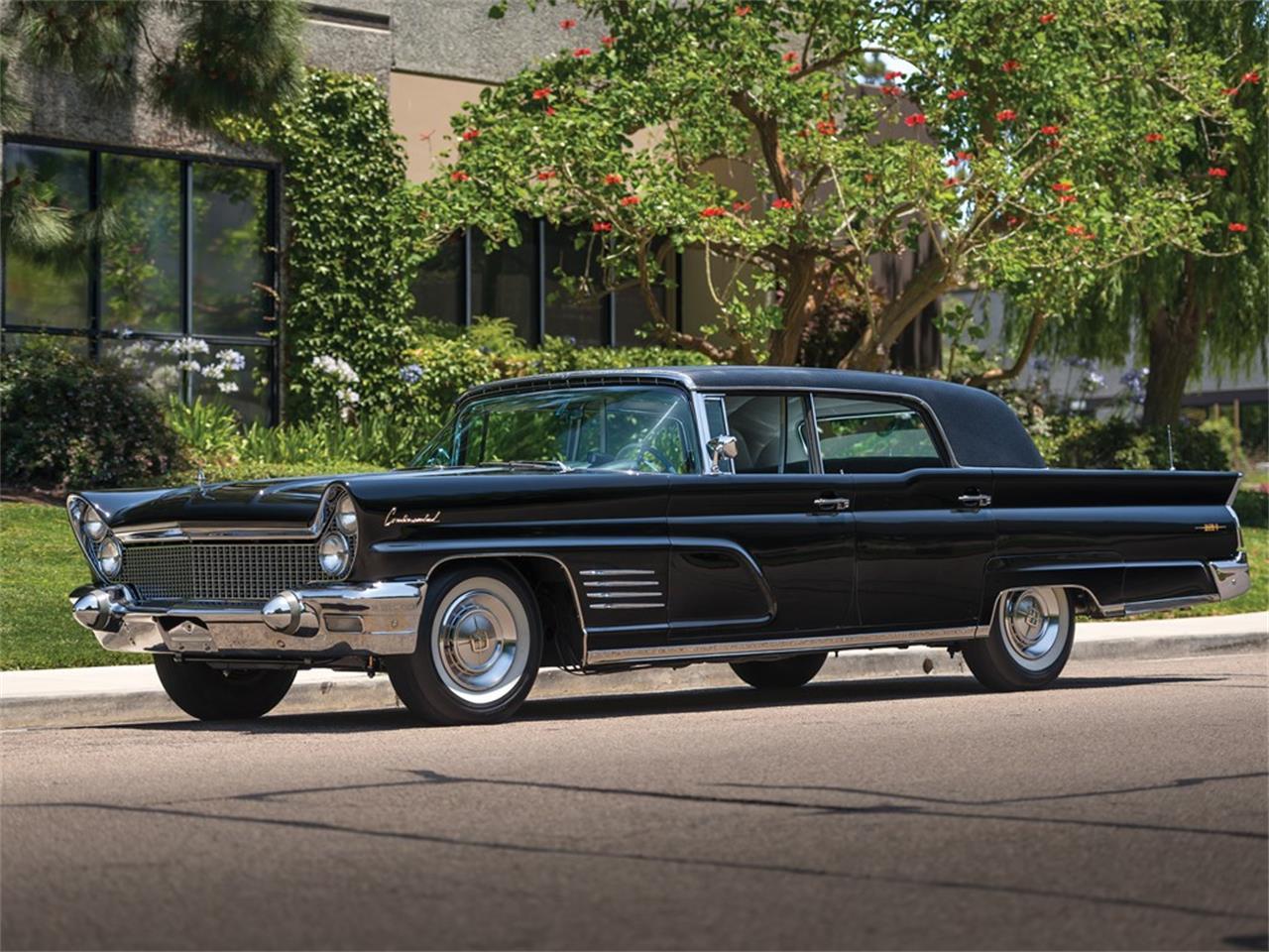 1960 Lincoln Continental Mark V Limousine For Sale