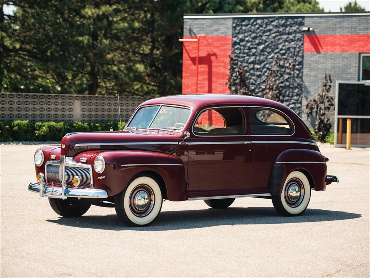 1942 Ford Super Deluxe 2 Door Coupe For Sale Cc 1941 Business Large Picture Of 42 Nr80