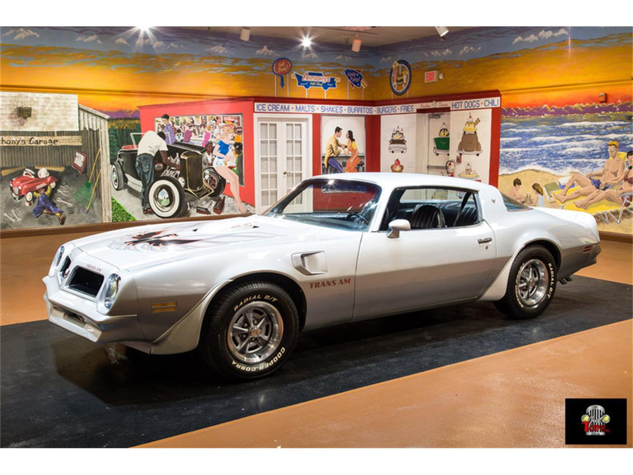 Large Picture of '76 Firebird - NLET