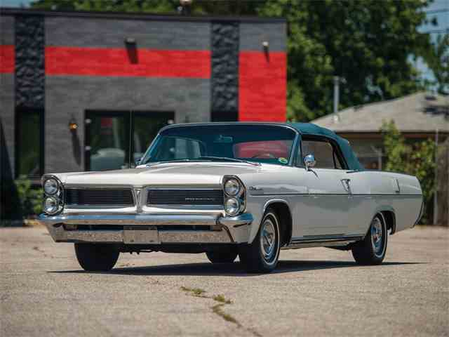 Picture of '63 Catalina 389 Convertible - NR8G
