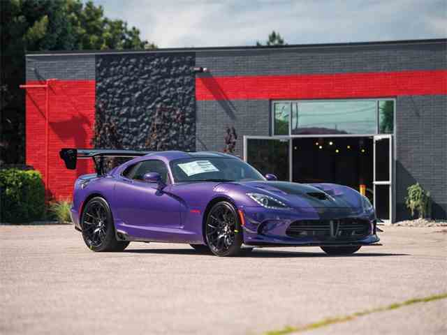 Picture of '17 Viper SRT GTC 'ACR' - NR8T
