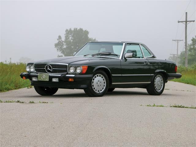 Picture of '88 560SL - NR8X
