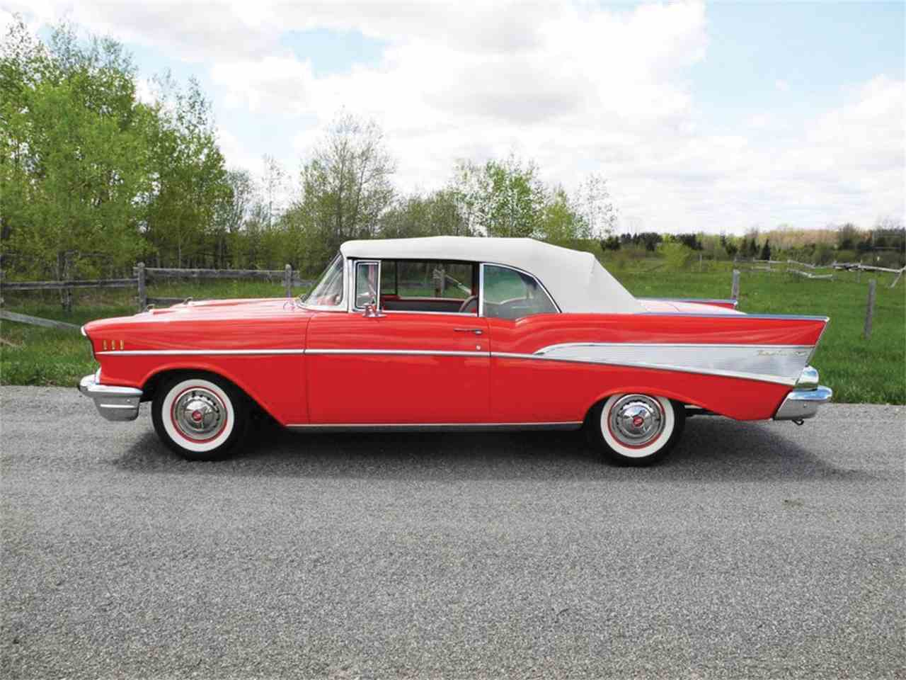 Large Picture of '57 Bel Air - NR95
